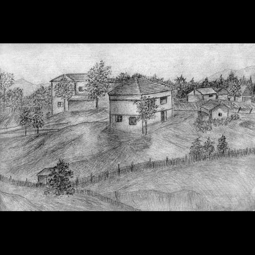 Σπίτια στο χωριό